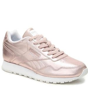 💓 Reebok Harman metallic sneaker
